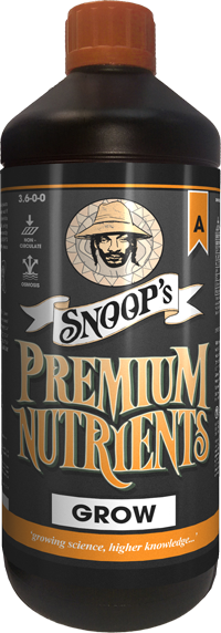 Snoop's Premium Nutrients Grow