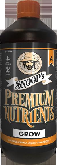 Snoop's Premium Nutrients Grow