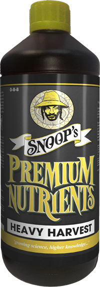 Snoop's Premium Nutrients Heavy Harvest